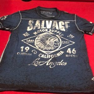 Men's Salvage tee